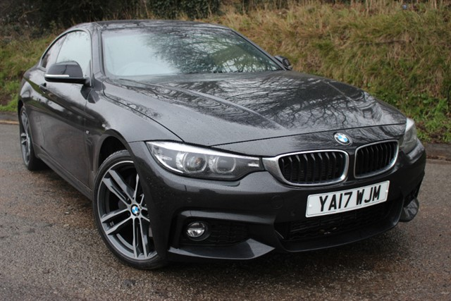used BMW 420d xDrive M Sport Auto in sheffield-south-yorkshire