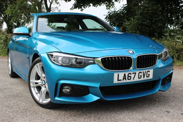 used BMW 420i M Sport Auto in sheffield-south-yorkshire