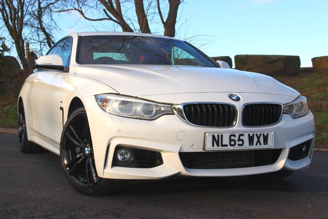 used BMW 435d M Sport xDrive Auto in sheffield-south-yorkshire