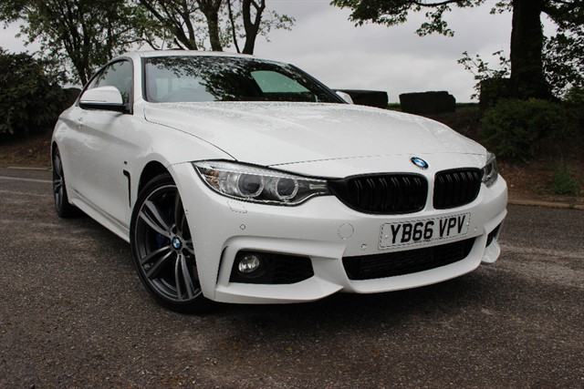 used BMW 435d M Sport xDrive - M Performance in sheffield-south-yorkshire