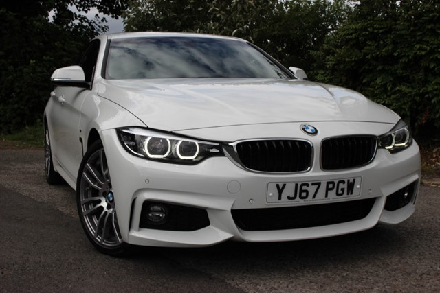 used BMW 440i M Sport Gran Coupe Auto in sheffield-south-yorkshire