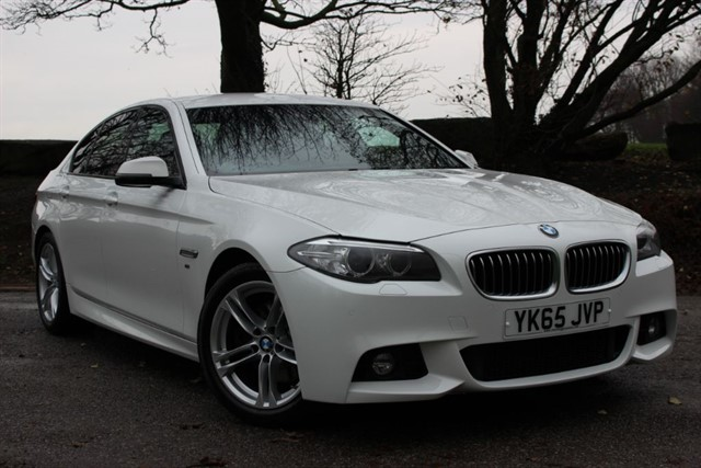 used BMW 518d M Sport in sheffield-south-yorkshire