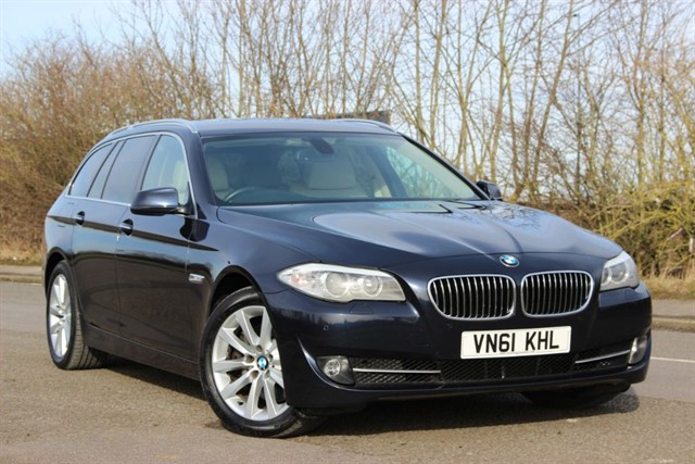 used BMW 525d SE Touring in sheffield-south-yorkshire