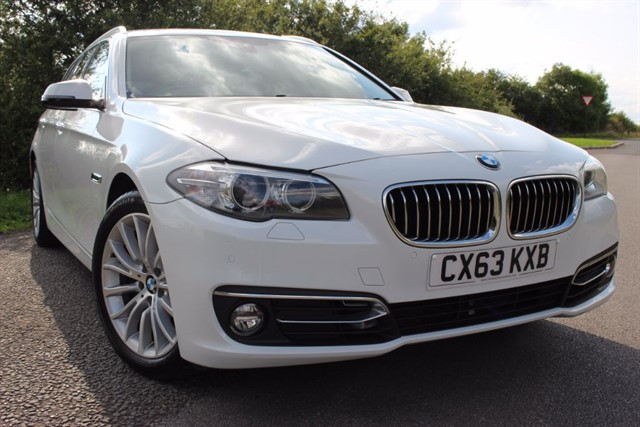used BMW 530d Luxury Touring in sheffield-south-yorkshire