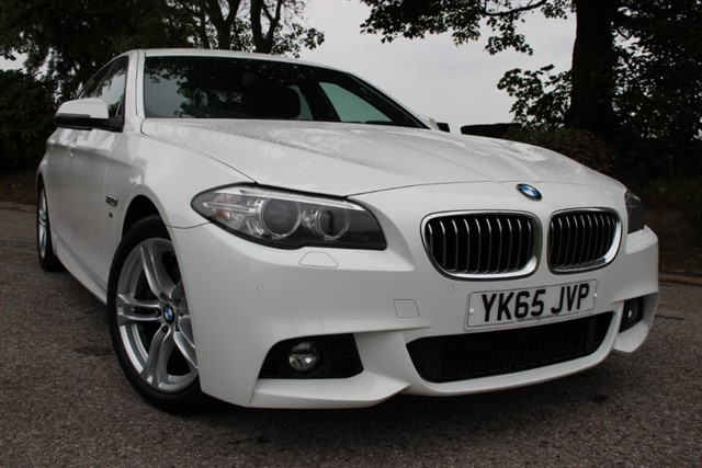 used BMW 518d M Sport Auto in sheffield-south-yorkshire