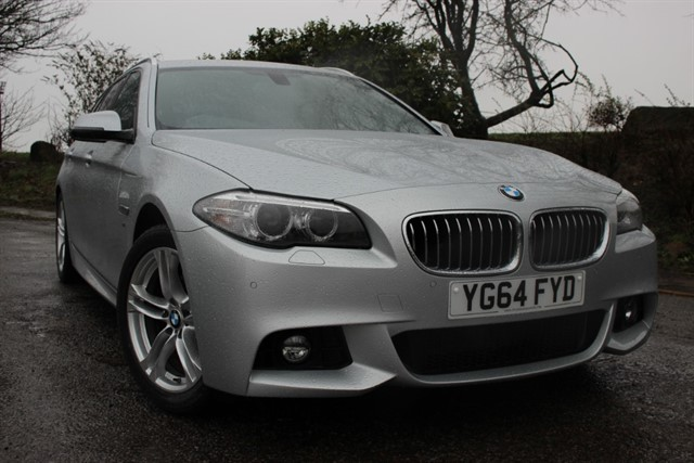 used BMW 520d M Sport Touring in sheffield-south-yorkshire
