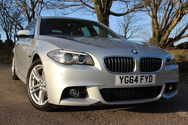 used BMW 520d M Sport Touring Auto in sheffield-south-yorkshire