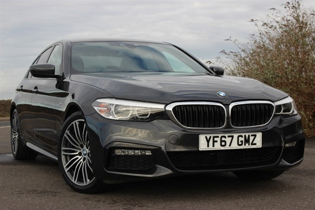 used BMW 520d M Sport xDrive Auto in sheffield-south-yorkshire