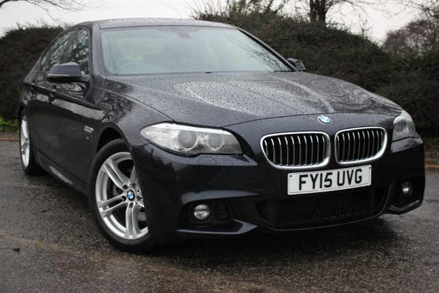 used BMW 520d M Sport Auto in sheffield-south-yorkshire