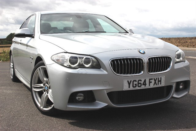 used BMW 520d M Sport in sheffield-south-yorkshire