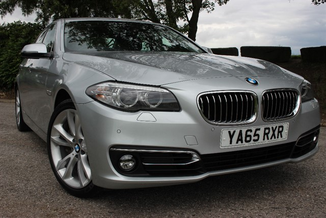 used BMW 525d Luxury Auto in sheffield-south-yorkshire