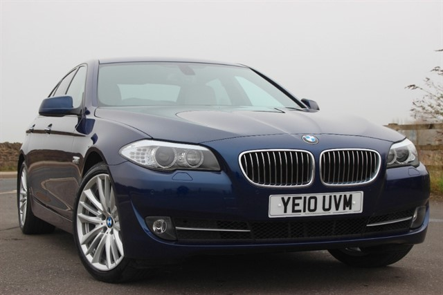 used BMW 525d SE Auto in sheffield-south-yorkshire