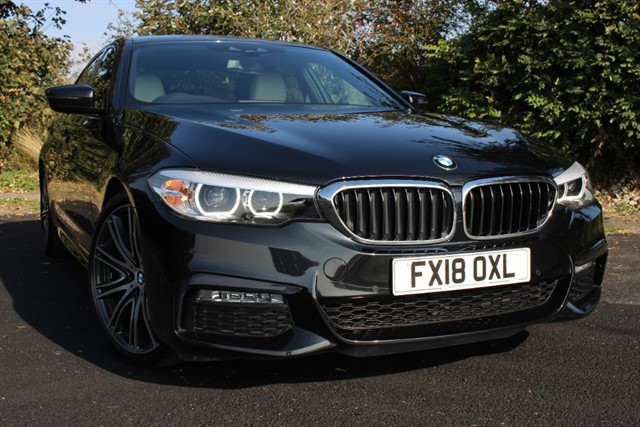 used BMW 530d M Sport Auto in sheffield-south-yorkshire