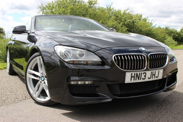 used BMW 640d M Sport Convertible in sheffield-south-yorkshire