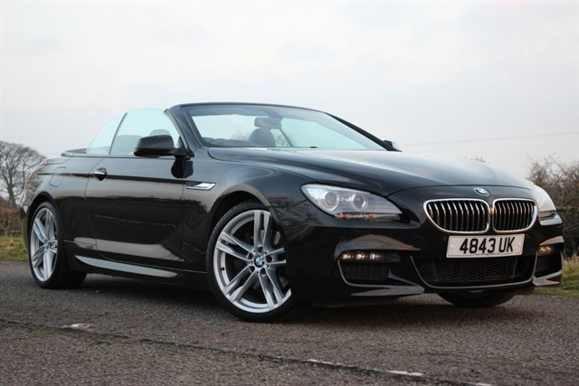 used BMW 640d M Sport in sheffield-south-yorkshire