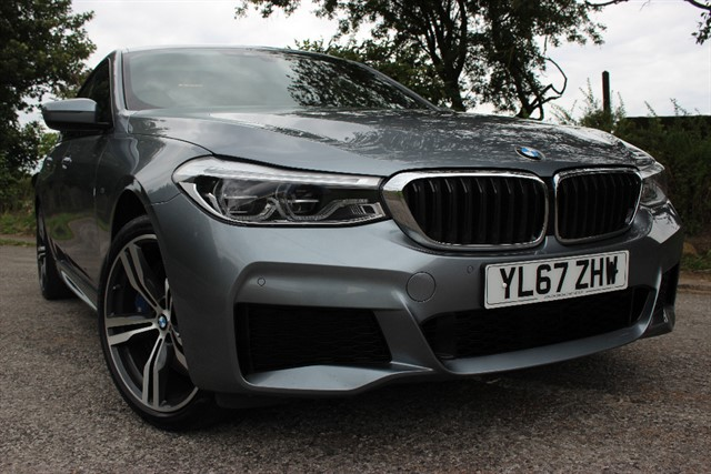 used BMW 630d M Sport xDrive Gran Turismo in sheffield-south-yorkshire
