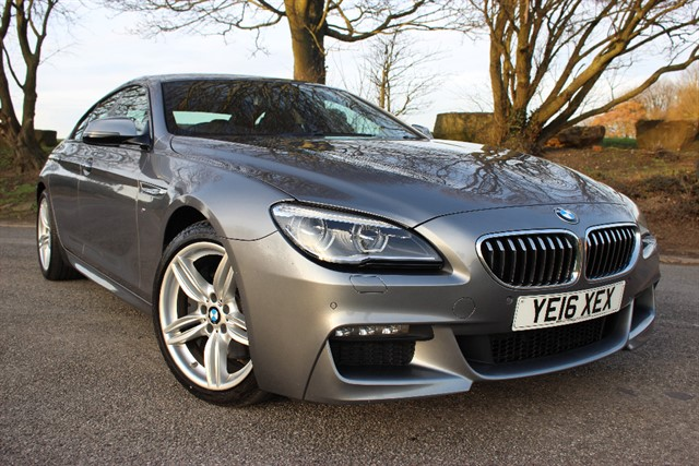 used BMW 640d Gran Coupe M Sport in sheffield-south-yorkshire