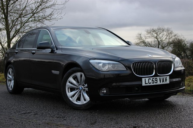 used BMW 730d SE in sheffield-south-yorkshire