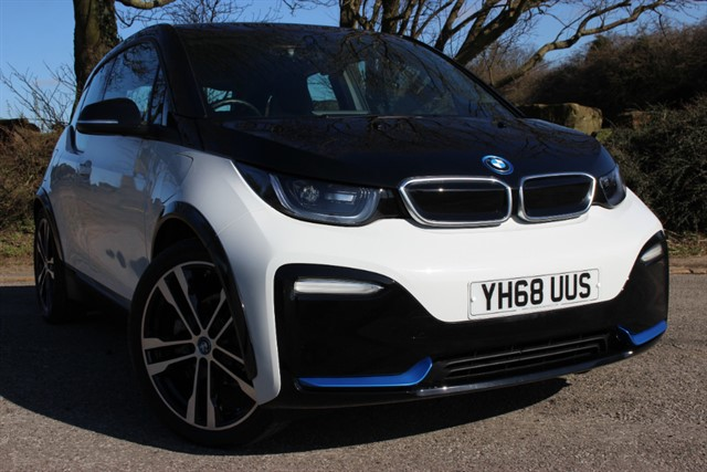 used BMW i3 S - REX Range Extender in sheffield-south-yorkshire