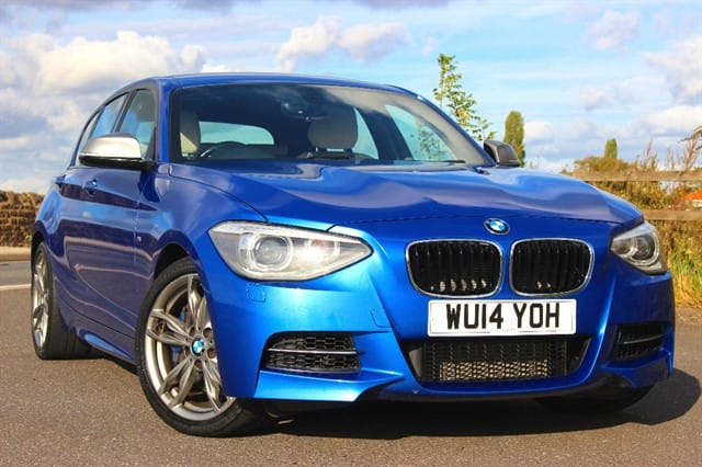 used BMW M135i Auto in sheffield-south-yorkshire