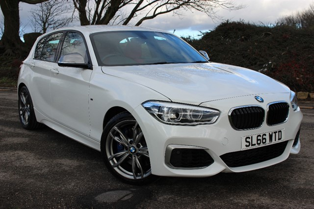 used BMW M140i Auto in sheffield-south-yorkshire
