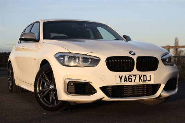 used BMW M140i Shadow Edition Auto in sheffield-south-yorkshire