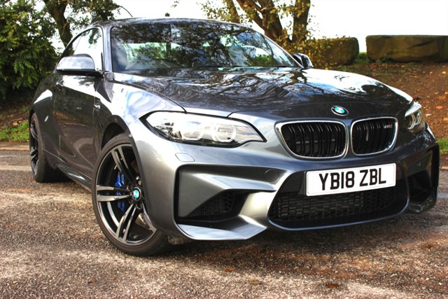used BMW M2 Coupe DCT in sheffield-south-yorkshire