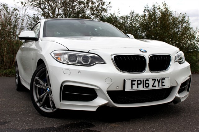 used BMW M235i Auto in sheffield-south-yorkshire