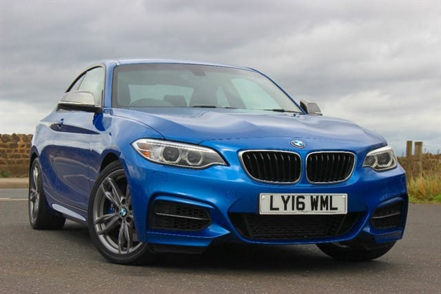 used BMW M235i Coupe Auto in sheffield-south-yorkshire
