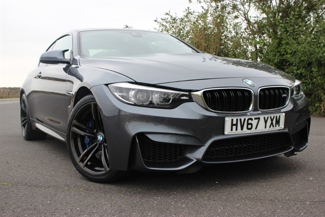 used BMW M4 DCT Coupe in sheffield-south-yorkshire