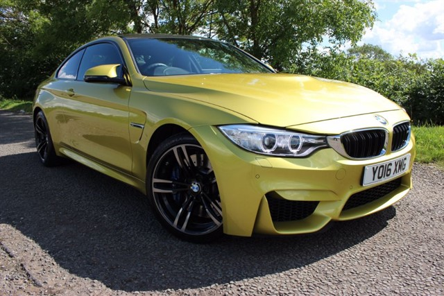 used BMW M4  in sheffield-south-yorkshire