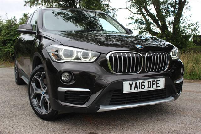 used BMW X1 X Line xDrive20i Auto in sheffield-south-yorkshire