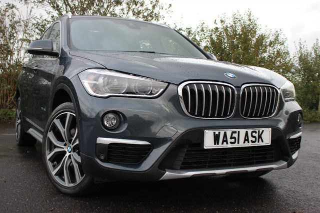 used BMW X1 xLine xDrive18d Auto in sheffield-south-yorkshire