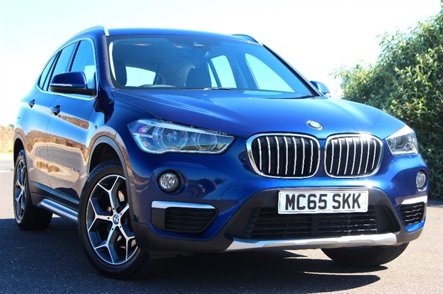 used BMW X1 xLine xDrive20d Auto in sheffield-south-yorkshire