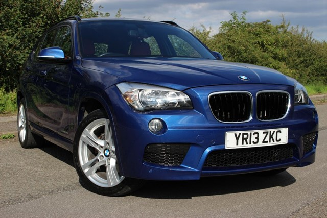 used BMW X1 M Sport sDrive20d in sheffield-south-yorkshire