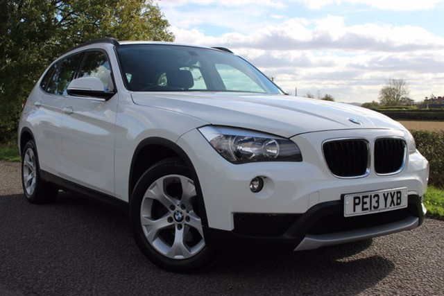 used BMW X1 SE sDrive18d in sheffield-south-yorkshire