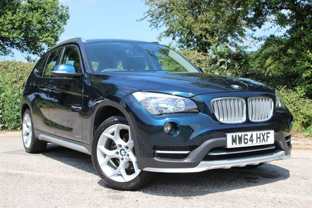 used BMW X1 xLine xDrive18d in sheffield-south-yorkshire