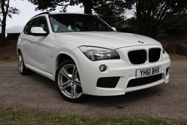 used BMW X1 M Sport xDrive18d in sheffield-south-yorkshire
