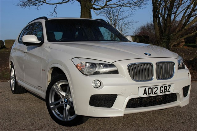 used BMW X1 M Sport xDrive23d in sheffield-south-yorkshire