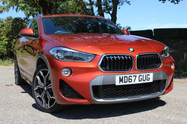 used BMW X2 M Sport X xDrive20d Auto in sheffield-south-yorkshire