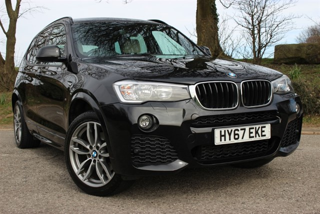 used BMW X3 M Sport xDrive20d Auto in sheffield-south-yorkshire