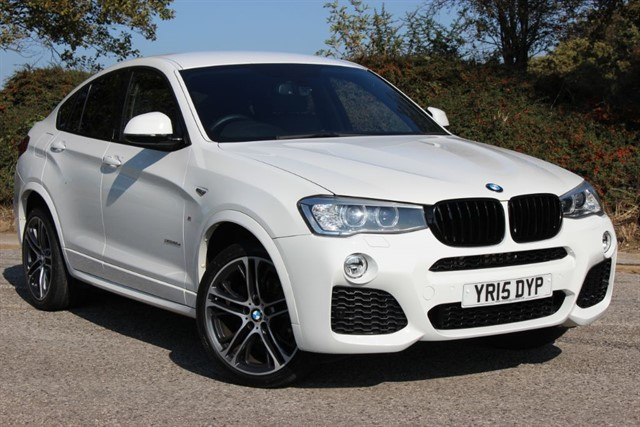 used BMW X4  M Sport xDrive30d in sheffield-south-yorkshire