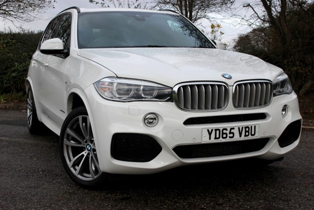 used BMW X5 M Sport xDrive40d - 7 Seater in sheffield-south-yorkshire