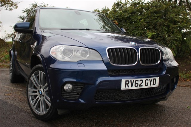 used BMW X5 M Sport xDrive30d - 7 Seater in sheffield-south-yorkshire