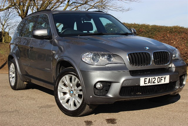 used BMW X5 M Sport xDrive30d 7 Seat in sheffield-south-yorkshire