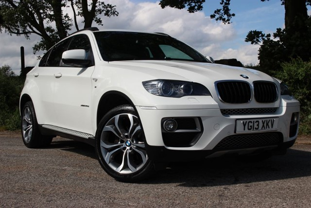 used BMW X6 xDrive30d in sheffield-south-yorkshire
