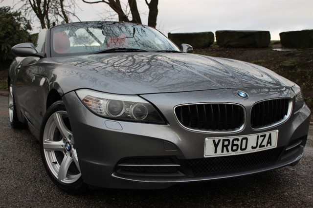 used BMW Z4 sDrive23i Roadster in sheffield-south-yorkshire