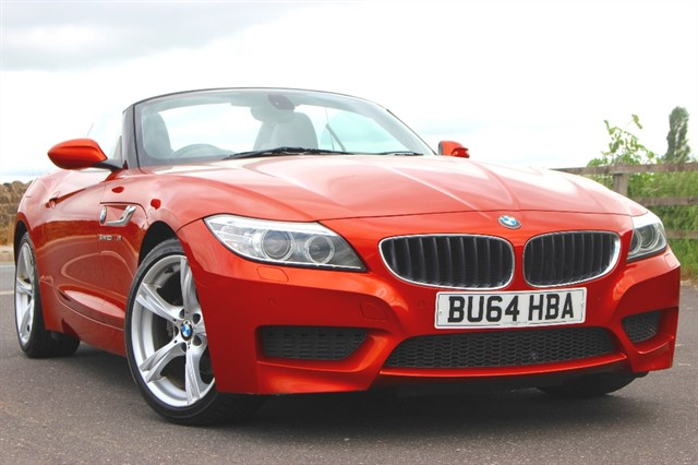 used BMW Z4 M Sport sDrive20i Roadster Auto in sheffield-south-yorkshire