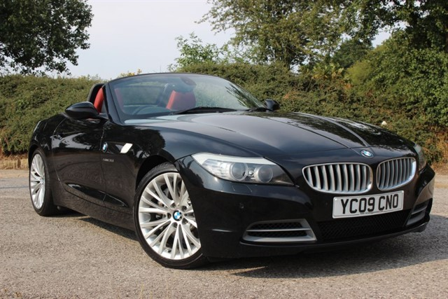 used BMW Z4 sDrive35i Roadster in sheffield-south-yorkshire