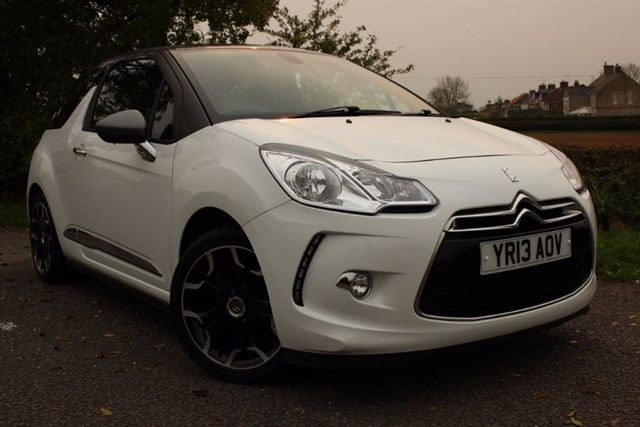 used Citroen DS3 DStyle Plus in sheffield-south-yorkshire